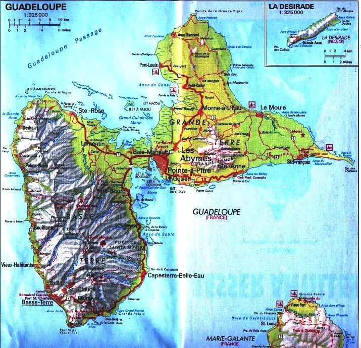 guadeloupe_mapa