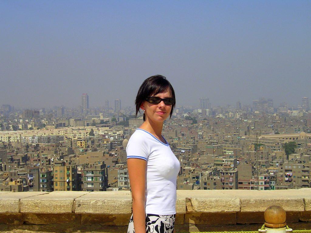 Kair w tle