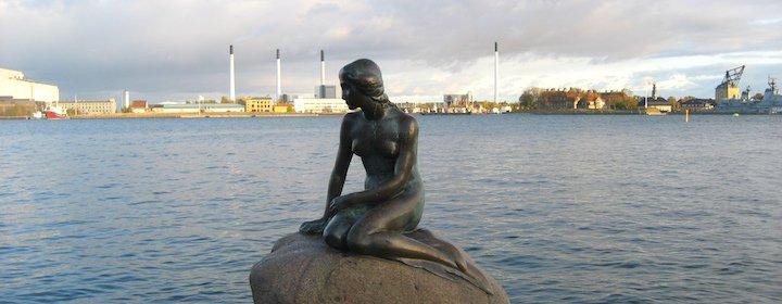 Mała Syrenka to symbol Kopenhagi