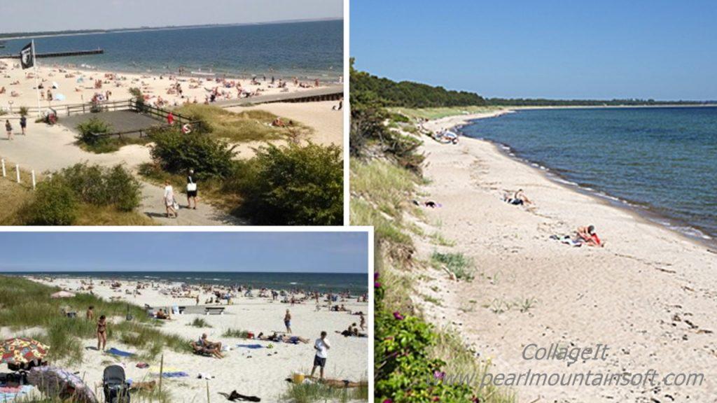 Plaże Ystad
