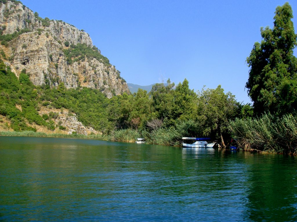 Rzeka Daylan