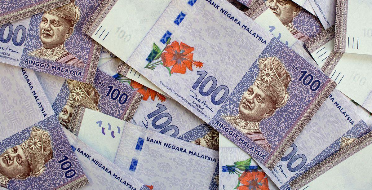 Malezyjskie banknoty